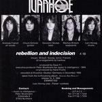 """1993  IVANHOE  """"Rebellion"""""""