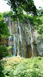 Plitvice großer Fall untere Seen