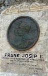 Denkmal an den Österreichischen Kaiser