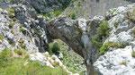 Krater Intschu Tschunas Tod in Winnetou 1
