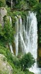 Manojloacki Wasserfal Oberlauf der Krka