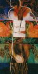 Homme et arbre, 1995