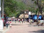 Los Kioskos de la Rambla en Taganga