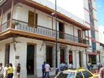 Altstadthaus am Plaza Bolivar