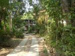 Der Weg zum Mirador Ecoturistico