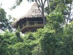 Ein Eco Hab, übersetzt eine ökologische Unterkunft
