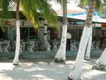 Restaurante de la Playa del Rodadero