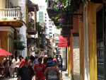 die wunderbar restaurierte Altstadt