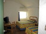 Zimmer in einer Cabaña