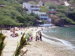 Der Strand von Taganga