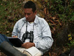 Cristobal Navarro, Ornithologe