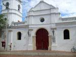 """Die Kirche """"San Francisco de Asis"""""""