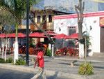 Restaurant gegenüber der Rambla