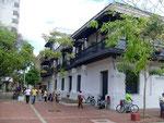 """La Aduana"", das alte Zollgebäude"
