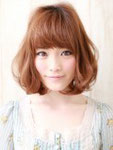 order digital perm/color/cut  ¥16570