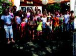 Sommerfest der Kinder bei Annette