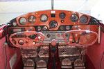 Cockpit D-EATA