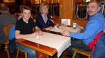 Noch mehr Musikanten haben uns mit einem Besuch im Stübli überrascht....