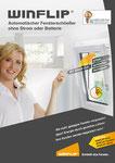 WINFLIP Comfort vollintegriert im Neufenster - technische Infos