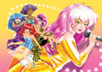 Jem & The Holograms a lo Disney