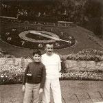 Viña del mar Chile 1972  con mi Padre