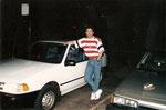 Toronto Canada 1994  Mi primer auto nuevo