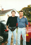 Miami USA 2001 con mi Hermano Eduardo