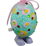 Bastelidee für Ostern mit Kindern