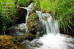 Wasserfall, Isle of Skye, Schottland