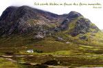 Buachaille Etive Mor, Glencoe, Schottland