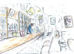 Burai : Pen Watercolor Paper