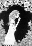 獅子の洞穴 : Pen Paper(160×115mm) 2011