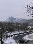 Vista su Monte Mauro