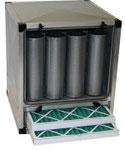 Filtre de boite + filtre carbone
