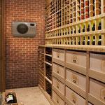 Climatiseur WINE C25 encastrable pour cave à vins Montpellier