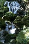 Wasserfall in der Nähe von Semuc Champey