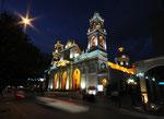 Der Plaza bei Nacht
