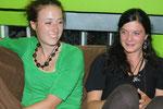 Das sind die zwei Schweizerinnen Julia & Steffi die uns sehr sehr schnell ins Herz gewachsen sind
