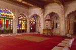 So hausten früher die Maharadschas (Jodhpur/Rajasthan)