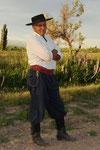 Traditioneller Mann