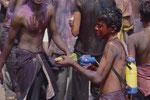 Holi Festival in Hampi