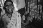 Viel Armut auf den Straßen Kolkattas