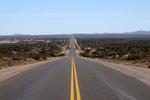 Hier kann man gut unsere Strecke sehen die wir hier so fahren... Das krasse ist die Landschaft wir einfach nicht anders... und viel los ist hier echt nicht!