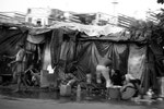 Slum in Bombay