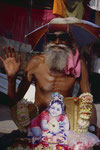 Bettler in Pushkar
