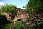 Die Ruine der Hohenburg