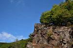 Geologische Sandsteinformationen