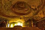 Der thronsaal ist die größte Höhle