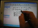 Tabletpc en classe virtuelle géographie