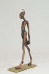 """""""Feminist"""" Edition 9+2EA Bronze 24x12x7cm (VERGRIFFEN)"""